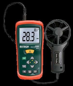 Máy đo tốc độ và lưu lượng gió